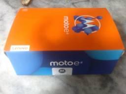 Caixa Seca Do Moto E4