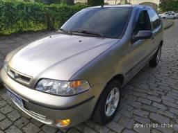 Palio EX 1.0 8v com GNV 02 - 2002
