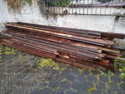 Caibros e sarrafos madeira de ótima qualidade