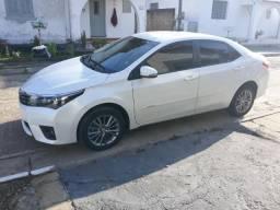 Toyota Corolla XEI 2017 - Branco perolado - 2017