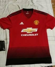 Camisa do Manchester United Lançamento 18 19 e Original. ( aceito troca ) 54a542d710f44