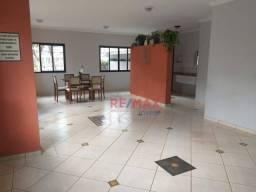 Apartamento com 2 dormitórios para alugar, 76 m² por R$ 1.200,00/mês - Chácara Floresta -