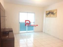 Apartamento para alugar com 2 dormitórios em Boqueirão, Praia grande cod:1763