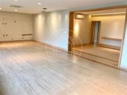 Apartamento à venda com 4 dormitórios em Jardim botânico, Rio de janeiro cod:860173
