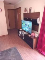 Apartamento com 2 dormitórios à venda, 48 m² por R$ 137.000,00 - Jardim Ísis - Cotia/SP