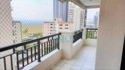 Apartamento com 3 dormitórios para alugar, 112 m² por R$ 2.200,00/mês - Jardim Aquarius -