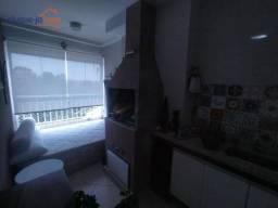 Apartamento com 2 dormitórios à venda, 78 m² por R$ 390.000,00 - Urbanova - São José dos C