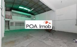 Galpão para alugar, 250 m² por R$ 3.500,00/mês - Sarandi - Porto Alegre/RS