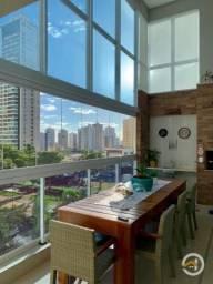 Apartamento à venda com 3 dormitórios em Setor bueno, Goiânia cod:3956