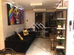 Apartamento à venda com 3 dormitórios em Cachambi, Rio de janeiro cod:VPAP30187