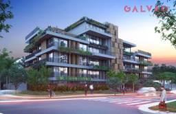 Apartamento à venda com 3 dormitórios em Cabral, Curitiba cod:40799