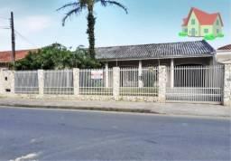 Residencia em Alvenaria C/180m2 C/Laje+Piscina+ Area de Festa No Bairro Iririu !