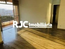 Apartamento à venda com 2 dormitórios em Tijuca, Rio de janeiro cod:MBAP25099
