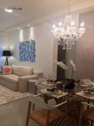 Apartamento com 2 dormitórios à venda, 74 m² por R$ 660.000,00 - Tabuleiro - Camboriú/SC