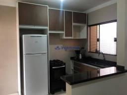 Casa com 3 dormitórios para alugar, 71 m² por R$ 1.100,00/ano - Califórnia - Londrina/PR