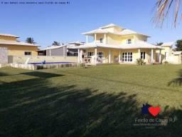 Casa de Praia/Usada para Venda em Cabo Frio, Verão Vermelho (Tamoios), 4 dormitórios, 1 su
