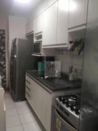 Apartamento à venda, 88 m² por R$ 460.000,00 - Morumbi - Paulínia/SP