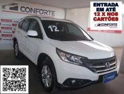 Honda crv 2012 2.0 exl 4x4 16v gasolina 4p automÁtico