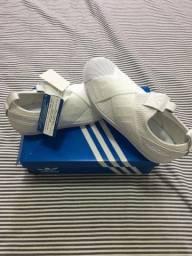 Tênis Slip On Adidas Originals Branco Tam 37