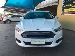 Ford Fusion 2.5 Branco Perolizado todo novo aut 2014
