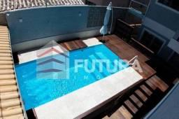 LC111F - Casa com Piscina e Sauna - Praia do Mariscal - Bombinhas/SC