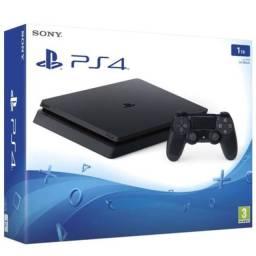 Console Sony Playstation 4 1TB Preto