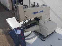 Máquina botoneira Dalian GE2108