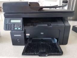 Impressora Multifuncional HP LaserJet Pro M1212nf