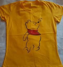 T-shirts Femeninas