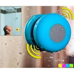 Caixa Som Bluetooth A Prova Dagua Atende Chamadas Celular