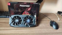 RX 590 8GB Power Color Red Dragon