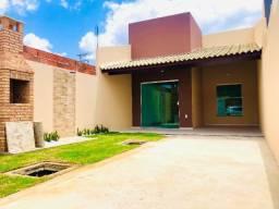 JP linda casa nova com fino acabamento,sala 2 ambientes,2 quartos 2 banheiros