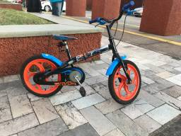 Vendo linda Bicicleta Infantil Caloi Hot Wheels aro 16