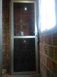 Porta de vidro zap *