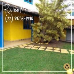 Alugo excelente casa para residência ou comercial no Jardim Mariléa em Rio das Ostras