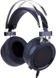 Headset Gamer Scylla H901, Microfones e Fones de Ouvido, Preto
