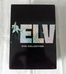 Box 4 Dvds Elvis Presley (Edição Especial)