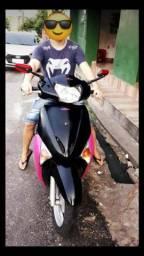 Troco moto Honda led por carro