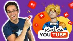 Título do anúncio: Curso Peter Jordan Einerd! Youtube Assista Online!