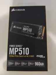 SSD Nvme 960gb Corsair MP510
