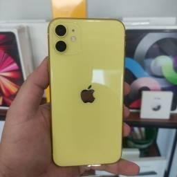 iPhone 11 Novo, com 1 ano de garantia