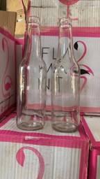 Título do anúncio: Garrafa de vidro Long NECK 355 ml