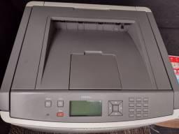 Título do anúncio: Impressora Lex 460 com toner e foto pro tô p uso