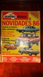 Quatro Rodas Setembro 1985