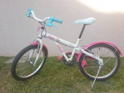 Bicicleta Caloi aro 20 - Semi Nova
