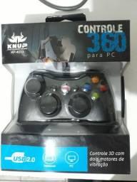 Controle pra PC/Notebook