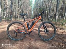 Título do anúncio: Vendo Bike Cannondale Trail 4 Tamanho M