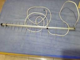 Antena para canais digitais e para conversor