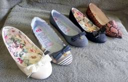 Título do anúncio: Promoção de sapatilha moleca
