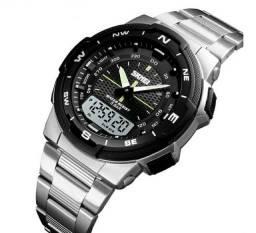 Relógio Sekmei (troca/venda)